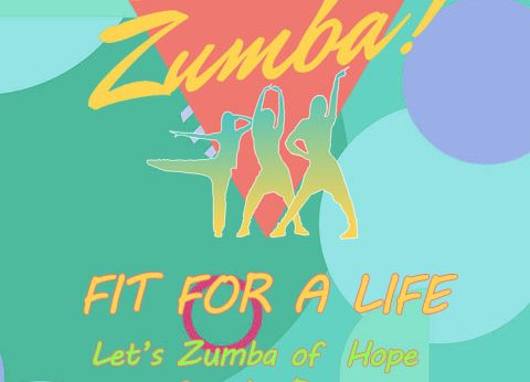 Fit for a life – Let's Zumba