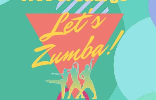 Zumba for Fit & Fun Free of Charge